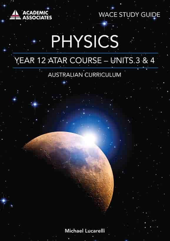 WACE Study Guide - Year 12 Physics