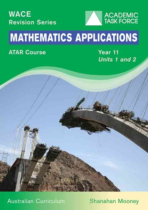 WACE Revision Series – Year 11 Mathematics Applications