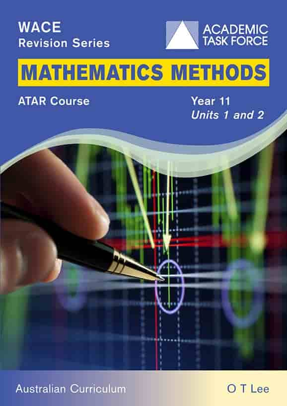WACE Revision Series – Year 11 Mathematics Methods