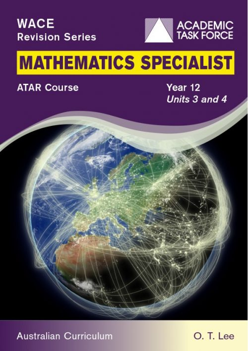 WACE Revision Series – Year 12 Mathematics Specialist